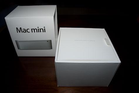 Mac mini Package